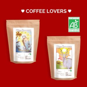 LE DUO COFFEE LOVERS